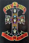 Guns N'Roses - 'Appetite for Destruction' Poster Flag